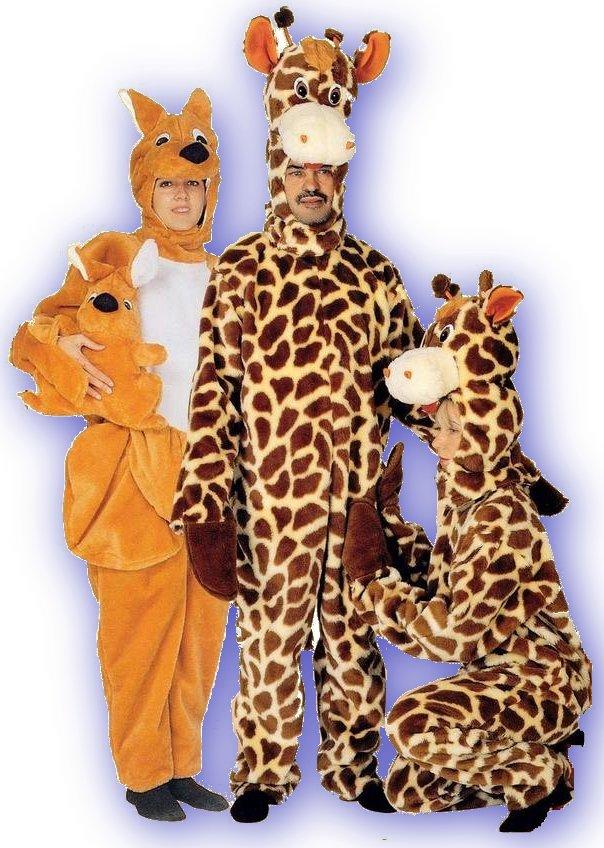 canguro giraffa