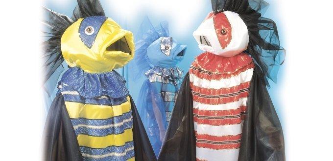 Favori Costume pesce - Noleggio costumi : Noleggio costumi FR33