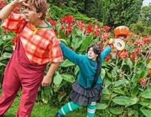festa cosplay parco sigurtà