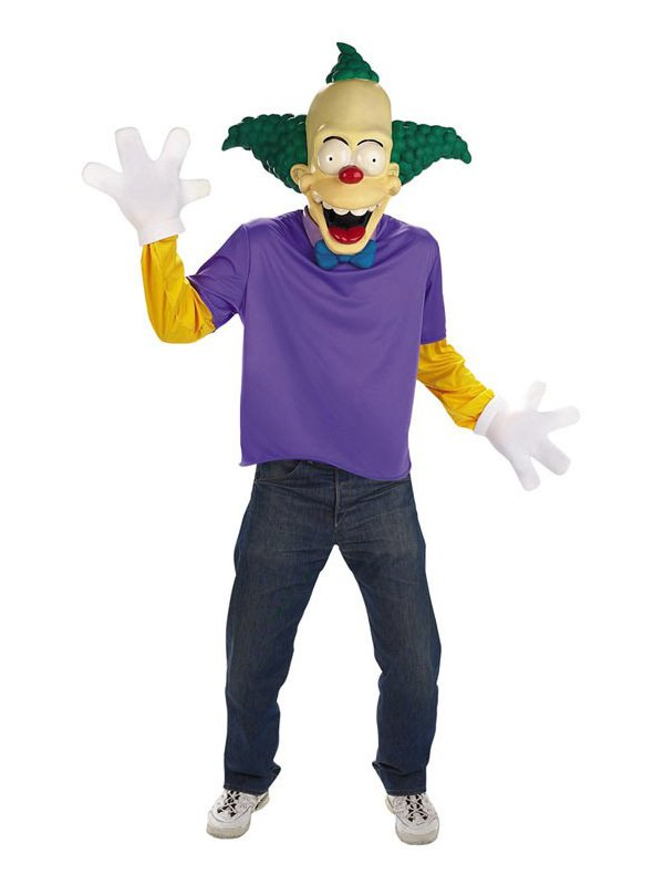 krusty clown