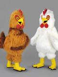mascotte galline