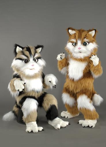 mascotte gatto