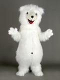 mascotte orso polare