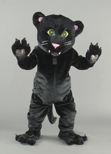 mascotte pantera
