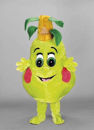 mascotte pera