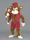 mascotte scimmietta