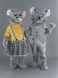 mascotte topolini