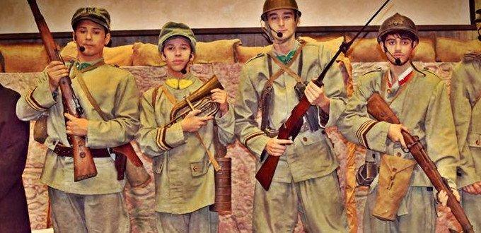 Studio oida prima guerra mondiale