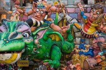 Carnevale Sardegna