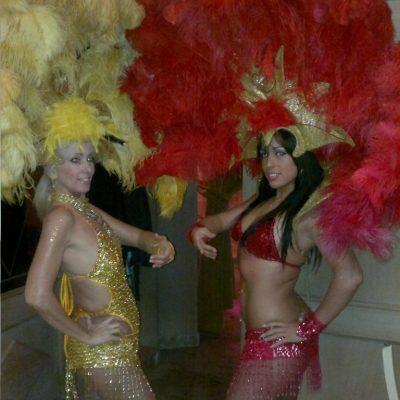 ballerine samba