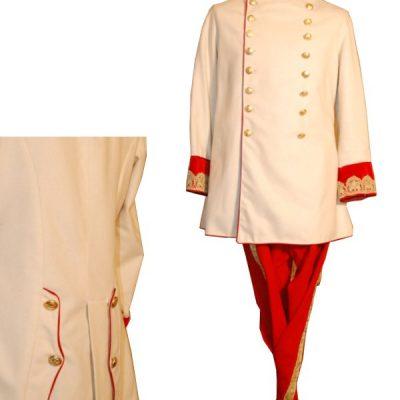 ufficiale austriaco bianco
