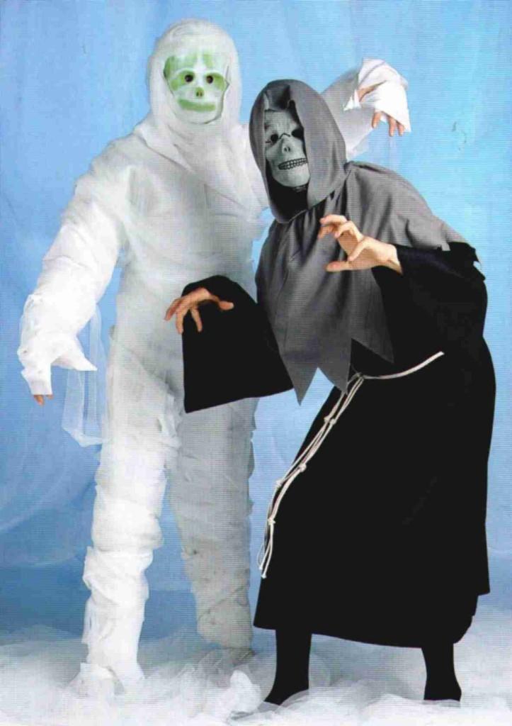 mummia e zombie