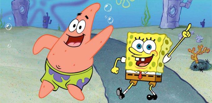 Costume di spongebob e patrick stella noleggio costumi e - Immagini di spongebob e sabbia ...