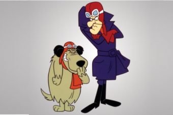 Lo squadrone avvoltoi: Dick Dastardly e Muttley