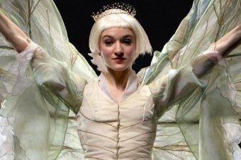 Titania e le fate di Shakespeare