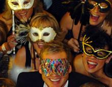 Sfilate e feste in maschera