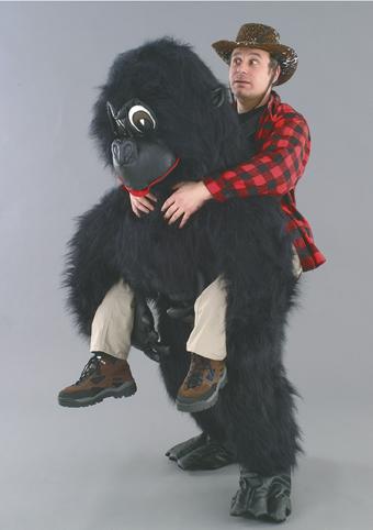 cavalcatura gorilla