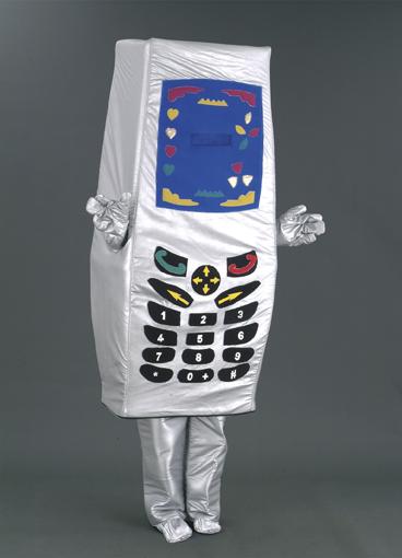 mascotte cellulare