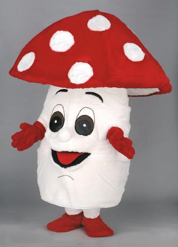 mascotte fungo