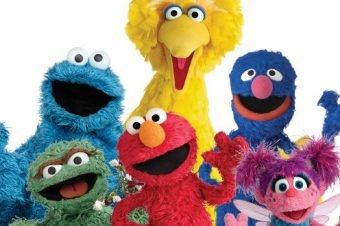 Costumi Sesame Street