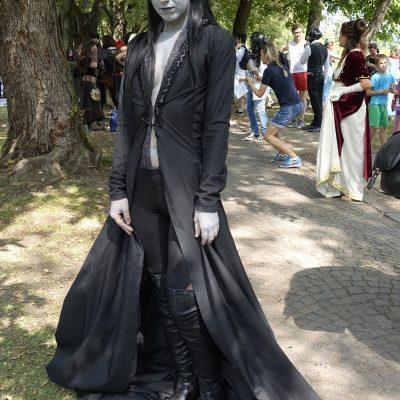 cosplay vampire