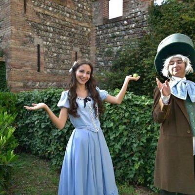 Alice e Cappellaio