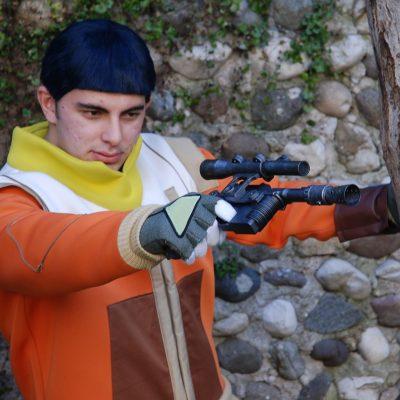 Ezra Bridger cosplay
