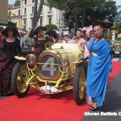Auto d'epoca Desenzano